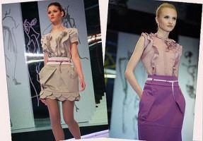 Модная юбка-тюльпан зима 2011 - 2012