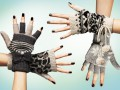 Модные женские перчатки зима 2011 — 2012