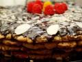 Постный торт (рецепт)