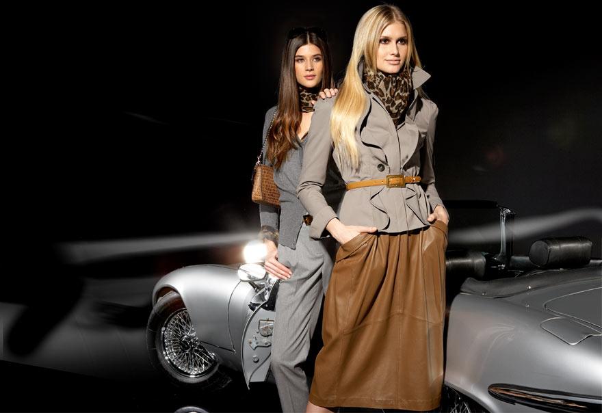 кожаные юбки зима 2011 2012