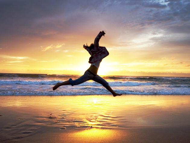 Как стать оптимисткой и радоваться каждому мгновению