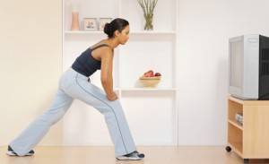 упражнения для проблемных зон дома