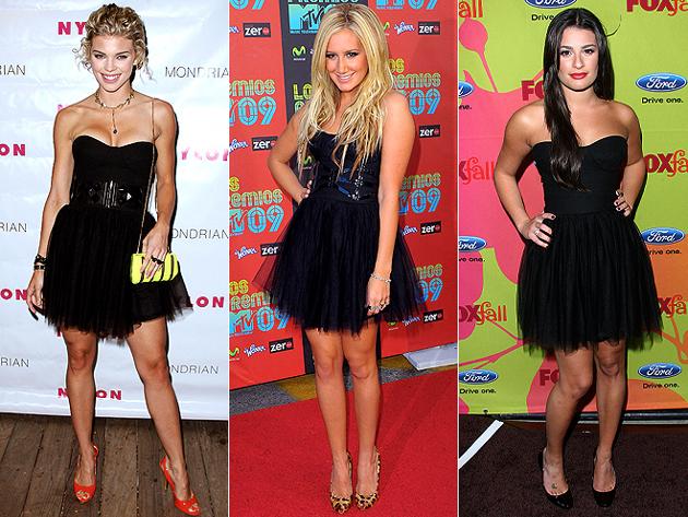 Синдром одинаковых платьев