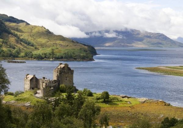 "Замок Эйлен-Донан ""Eilean Donan Castle"""