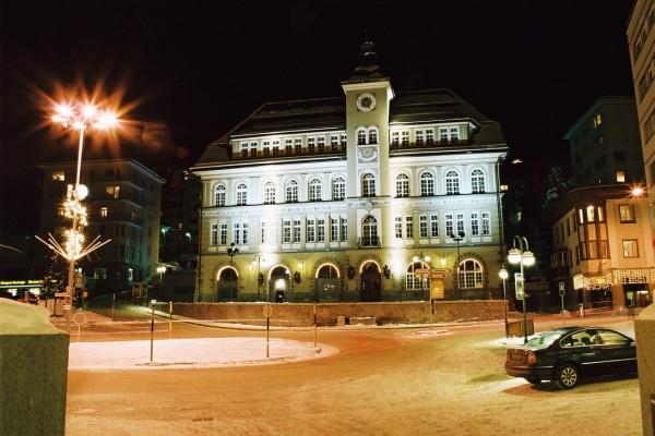 Санкт-Мориц