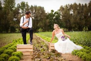 Свадьба в стиле дня знакомства жениха и невесты