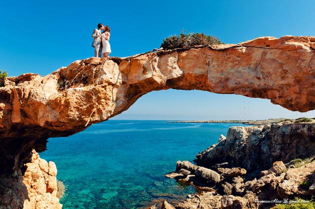 бракосочетание на Кипре