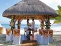 Удивительная свадебная церемония на Бермудах