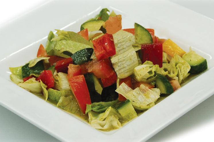 Как сделать салат полезным
