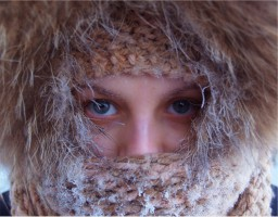 Зимняя аллергия на холод