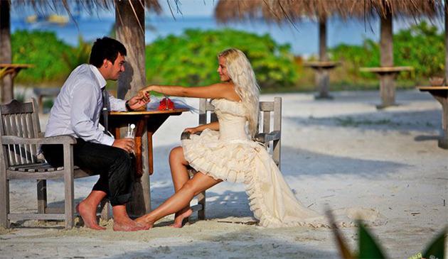 Что нужно знать перед тем, как отправиться в свадебное путешествие