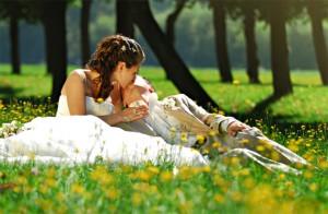свадьба весной 2012