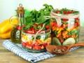 Салаты из огурцов на зиму: лучшие рецепты