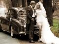 Ретро свадьба в стиле 20-х годов