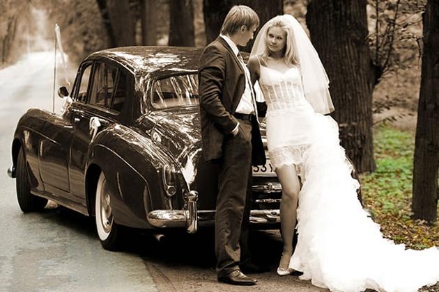 Ретро свадьба в стиле 20 годов