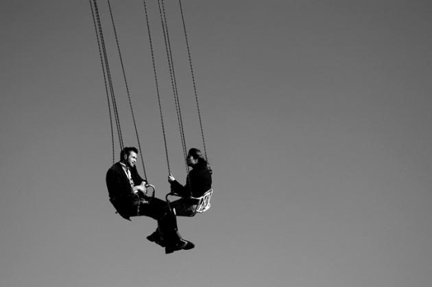 свидание в день Влюбленных