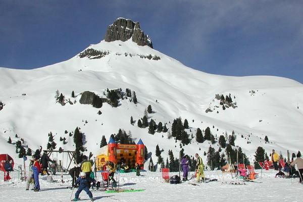 Валь-ди-Фасса (Val di Fassa)
