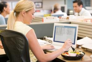Чем перекусить в офисе