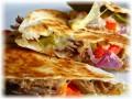 Кесадилья — рецепты с мясом, куриным филе, грибами, овощами
