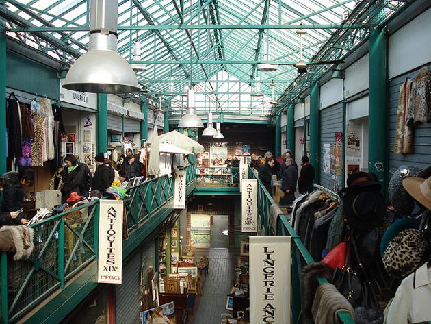 Рынок Saint-Ouen