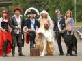 Свадьба в стиле «Пиратов Карибского Моря»