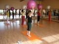 Занятия фитнесом в летнее время