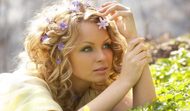 Макияж весна-лето 2012