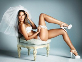 Нижнее белье для невесты на свадьбу
