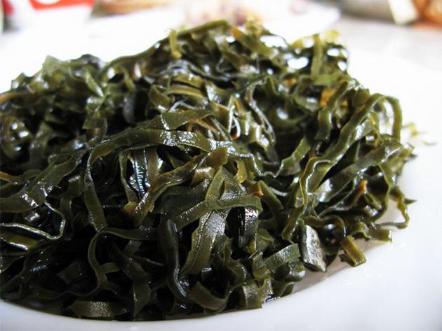 Что приготовить из морской капусты? Рецепты блюд с морской капустой