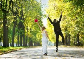 как выбрать маршрут свадебной прогулки