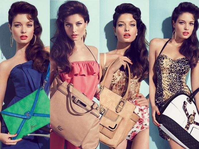 Аксессуары от Guess весна 2012