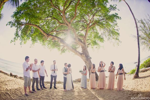 барбадос свадьба