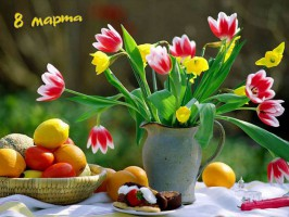 8 марта традиции разных стран