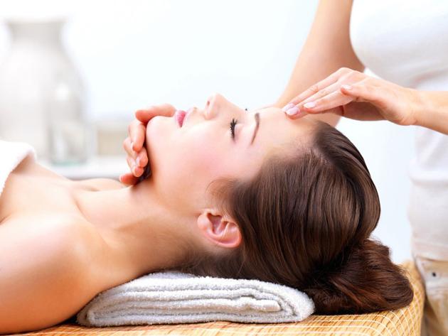 Как побороть головную боль - остеопатический массаж