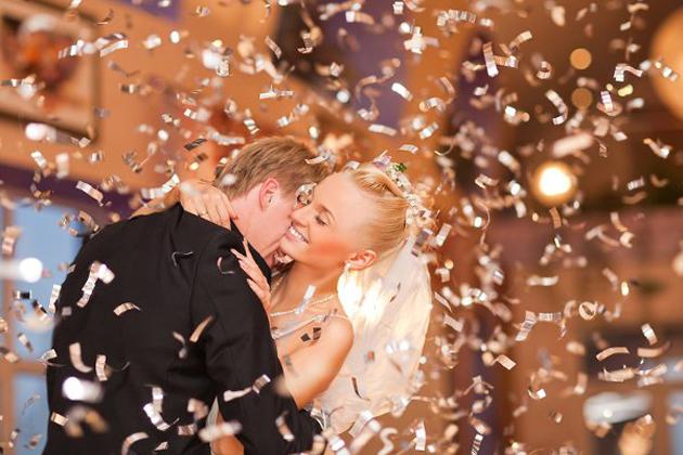 Как оригинально оформить свадебный танец
