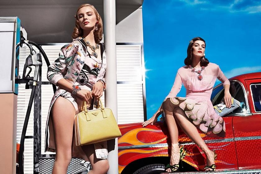Модные сумки весна – лето 2012