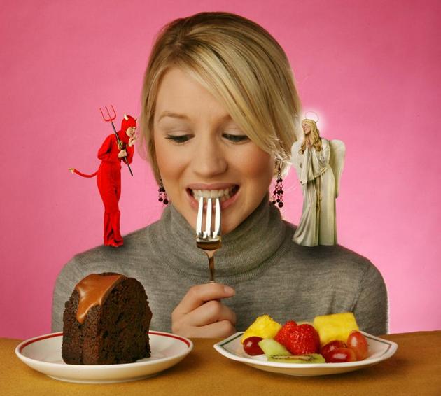 Похудеть без стресса