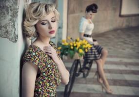 Модный весенний макияж на 8 марта