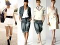 Модный спортивный стиль одежды весна-лето 2012
