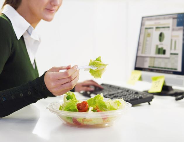 Как похудеть в офисе при малоподвижной работе
