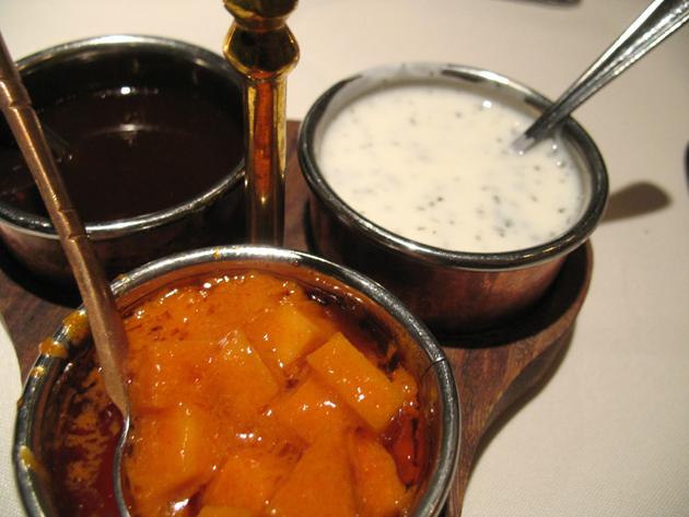 Индийский соус чатни