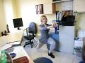 Офисный фитнес