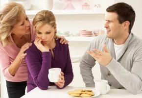 Свекровь: вторая мама или мачеха?
