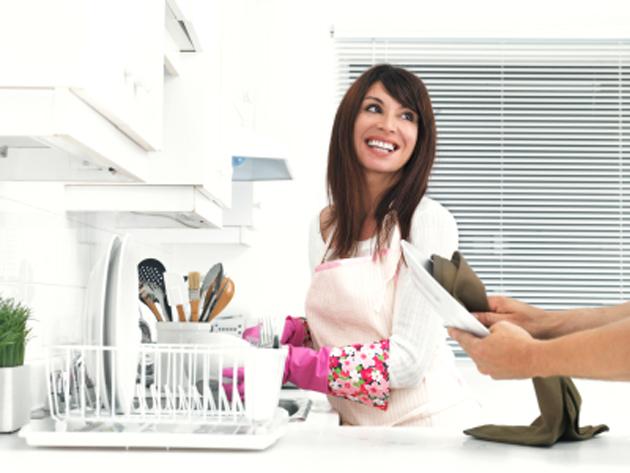 Как создать свой мир гармонии или быт счастливой женщины