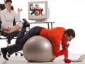 Фитнес на рабочем месте (упражнения)