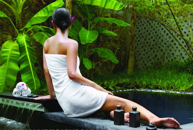 Минеральные ванны для красоты и здоровья
