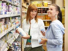 Молочные продукты для женского здоровья