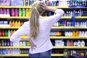 Как выбрать шампунь и кондиционер по типу волос