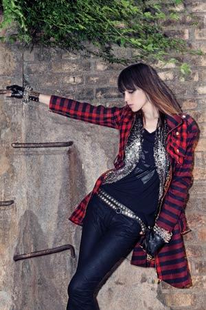 Стиль одежды «Глэм–Рок»
