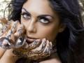 Макияж глаз в арабском стиле — пошаговая техника в фотографиях